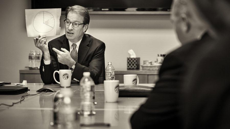 Briefing with Congressman Peter Roskam